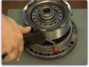 general motors gm th350 - turbo hyrdramatic 350 automatic transmission  rebuilding, repair & identification